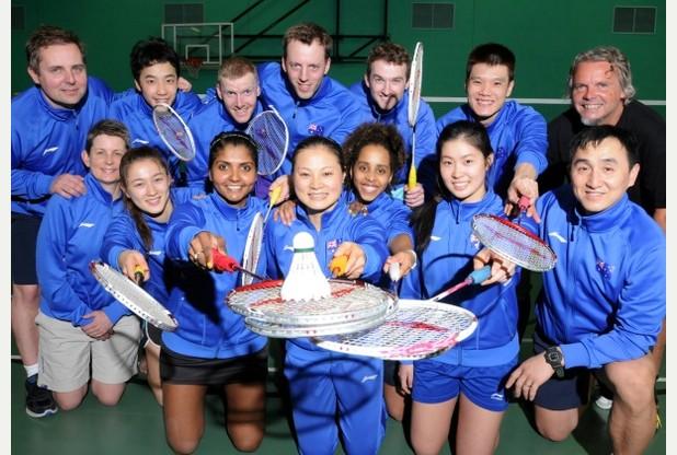 Aussie badminton team advances to quarter final of mixed team event