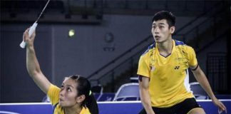 Can Lai Pei Jing/Chan Peng Soon defend the mixed doubles gold for Malaysia?