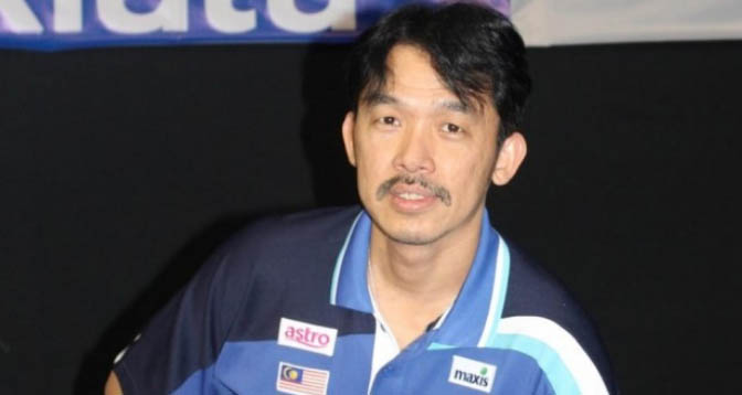 Rashid Sidek is a top class, hugely respected coach in the worldwide badminton community