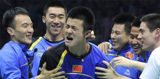 In the absence of Lin Dan, Chen Long has became the most dangerous player from China