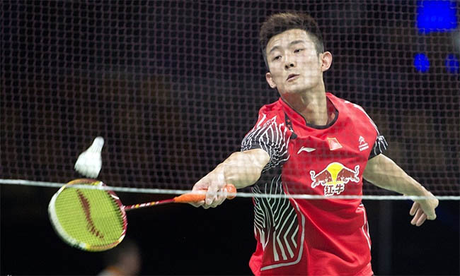 Chen Long is eyeing the world champion title