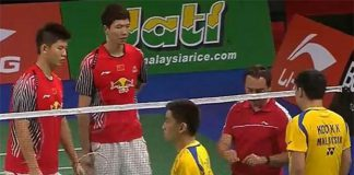 Koo Kien Keat-Tan Boon Heong still a very dangerous pair