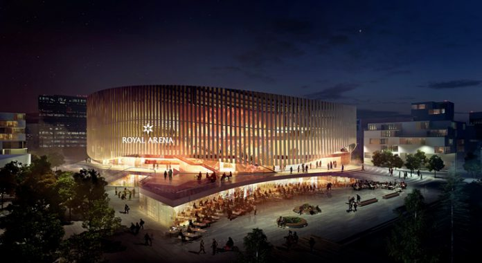 Royal Arena in Copenhagen