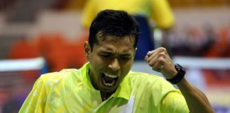 Iskandar Zulkarnain Zainuddin is the new face of team Malaysia