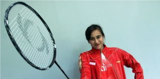 Wish Bellaetrix Manuputty good luck in the Asian Games individual event