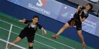 Vivian Hoo and Woon Khe Wei upset Yu Yang - Wang Xiaoli of China