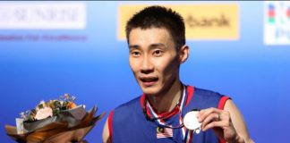 Lee Chong Wei needs a rest