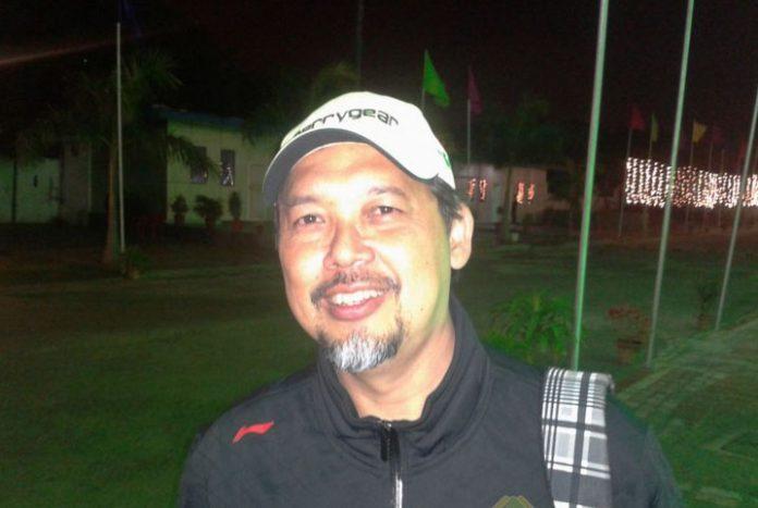 Malaysia's badminton legend - Razif Sidek