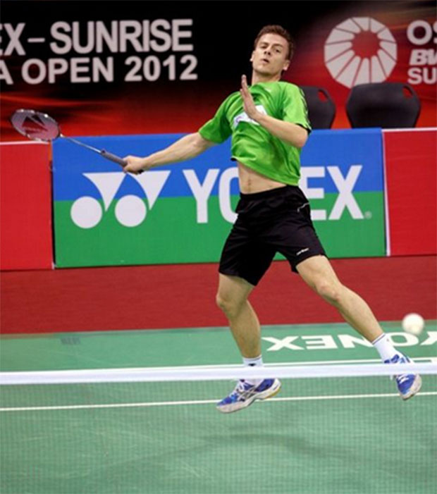 Hans Kristian Vittinghus is one of two players claiming to have been approached during June's Japan Open to fix matches