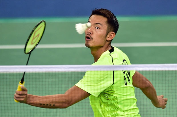 With the absence of Lee Chong Wei, Lin Dan becomes Denmark Open favorite