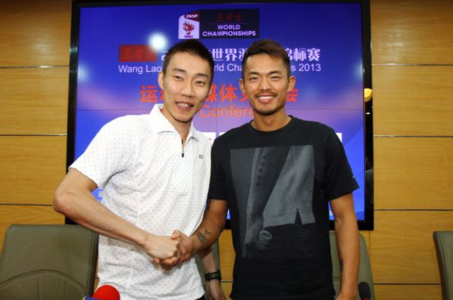 10-20-2014-badminton-news-lee-chong-wei-lin-Lee Chong Wei-Lin Dan rivalry is one of greatest ever in sport