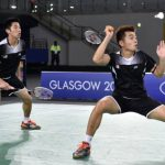 Goh V Shem (left) and Tan Wee Kiong are trying hard to qualified for Rio Olympics