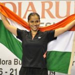 Saina Nehwal is proud to play for India