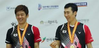 2014 is a great year for Lee Yong-Dae and Yoo Yeon-Seong