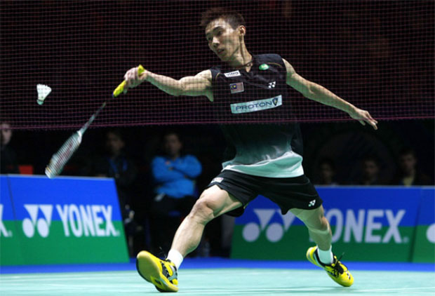 There's always a rainbow after every storm, stay strong Chong Wei!
