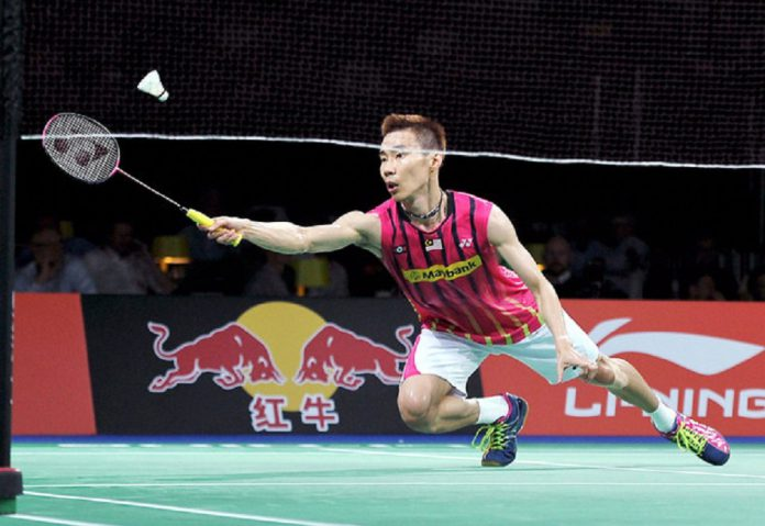 Be Strong, Chong Wei!