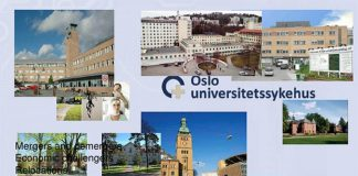 Oslo University Hospital is where the test is taking place
