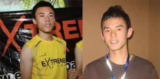 Young guys like Mak Hee Chun (left) and Tan Bin Shen deserve a second chance if they could outperform their peers from BAM