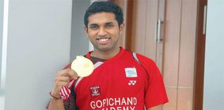 H S Prannoy makes headlines after winning the gold medal at the prestigious Indonesian Masters Grand Prix
