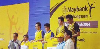 Mak Hee Chun and Tan Bin Shen win Sabah Open