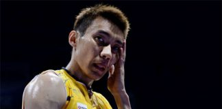 Badminton needs Lee Chong Wei