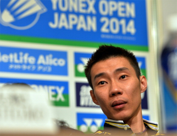 Lee Chong Wei will give moral support to athletes at Malaysia Masters badminton championships