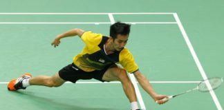 Chong Wei Feng needs to step up in absence of Lee Chong Wei