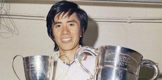 Rudy Hartono, like Lin Dan/Lee Chong Wei today, was the iconic figure of his era