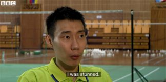 We and Badminton need you, Lee Chong Wei!