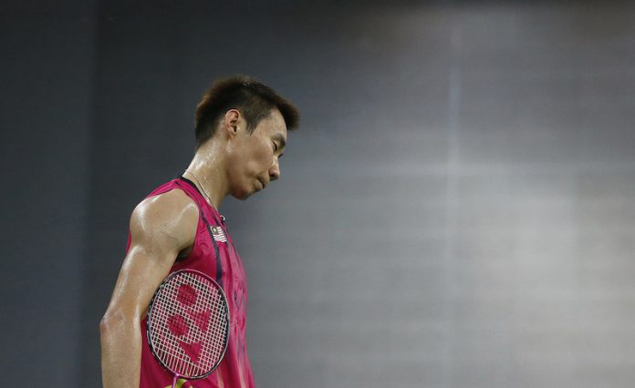Hopefully it's worth the wait for Lee Chong Wei