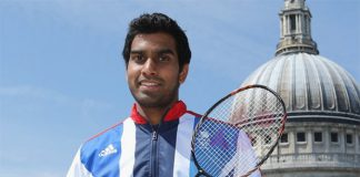 Wish Rajiv Ouseph a good outing at the 2015 All England