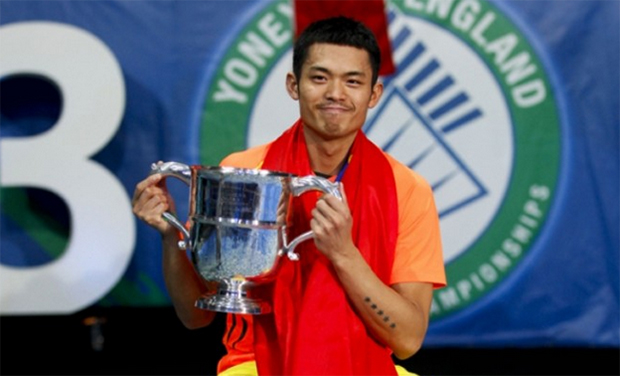 Why all the buzz at the 2015 All England is surrounding Lin Dan instead of world number one Chen Long?