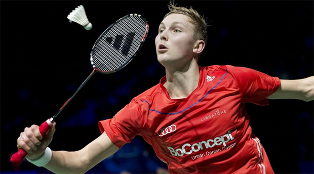 Viktor Axelsen has bright future ahead of him