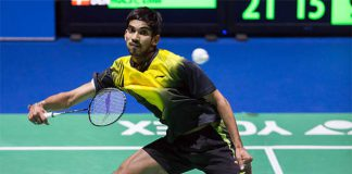 Kidambi Srikanth beats Jayaram to reach Swiss Open final (photo: Swiss Badminton Open)