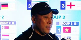 Chinese coach Li Yongbo hopes his team could defend the 2015 Sudirman Cup on their home turf
