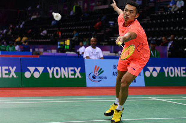 Lin Dan gets off to a good start at India Open