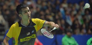 Hope Chong Wei Feng will bounce back from his Singapore Open defeat