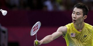 Badminton is so boring without Lee Chong Wei, please comeback as soon as possible!