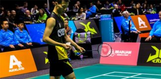Hope to see Lee Hyun-il in Rio Olympics. (photo: New Zealand Badminton)
