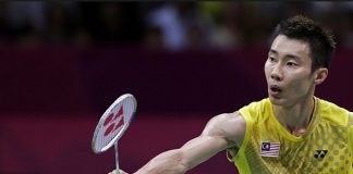 Really hope to see Lee Chong Wei play at the Jakarta World Championships