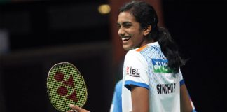 Hope P.V Sindhu could finish 2015 on a strong note.