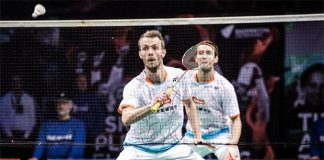 Mathias Boe and Carsten Mogensen will be leading the way for Danish badminton at Baku 2015.