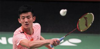Chen Long would have a headache in the Australian men's final if Viktor Axelsen continue his strong play on Sunday.