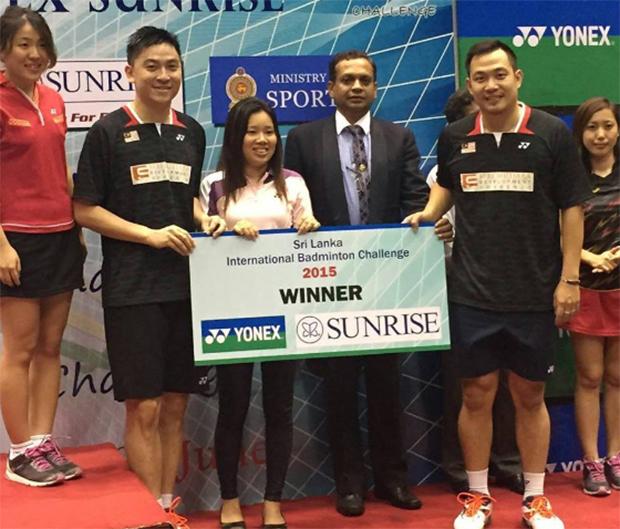 Congratulations to Tan Boon Heong (left, black shirt) and Koo Kien Keat, keep up the amazing work! (photo: Tan Boon Heong's FB)