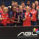 National Badminton League (NBL) was a great boost to badminton in England.