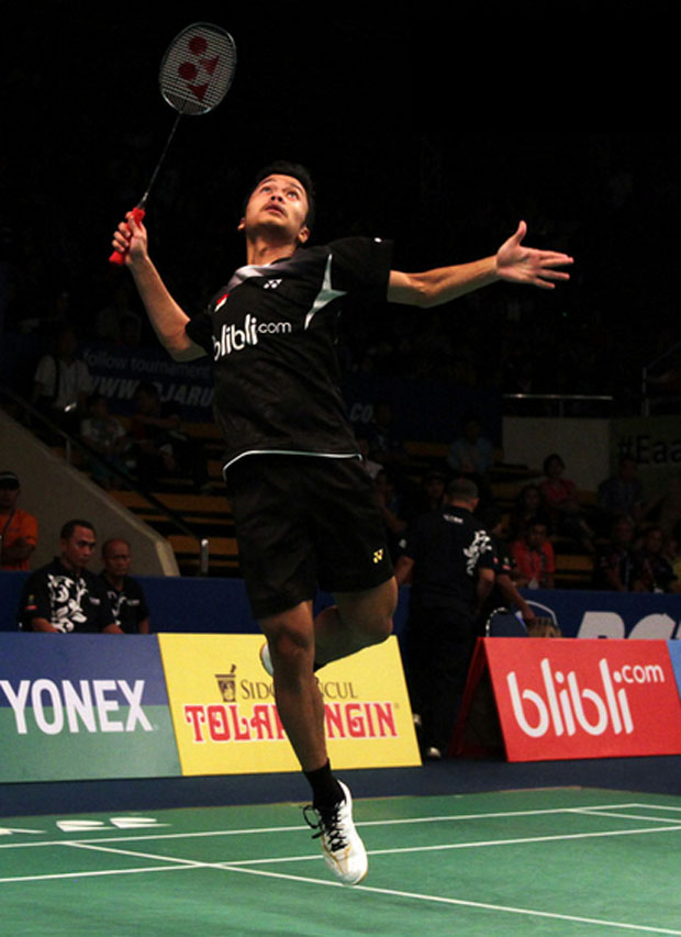 Anthony Sinisuka Ginting has a bright future ahead of him.