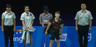 Never underestimate the heart of young Goh Jin Wei!