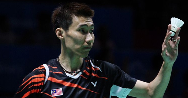 Lee Chong Wei is the favourite to win the US Open.