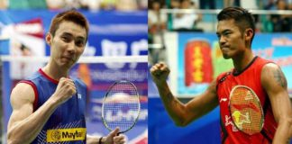 Badminton fans want to see the famous rivalry between Lee Chong Wei and Lin Dan at this year's world championships.