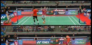Lee Chong Wei advances into Canada Open semi-finals.